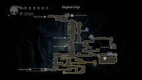 Hollow Knight Completion Walkthrough And Route Guide