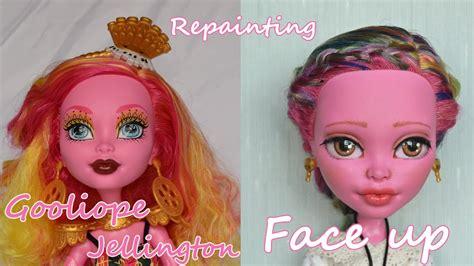 Repaint  Gooliope Jellington Freak Du Chic Mh Custom