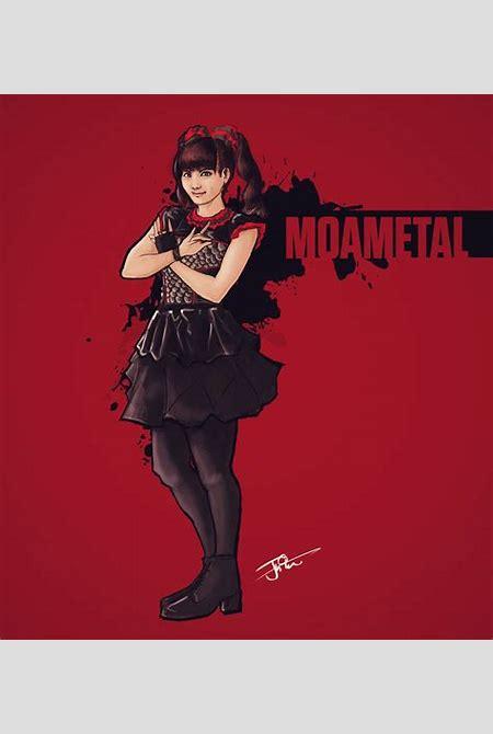 Introducing: MOAMETAL by jfivemedia on DeviantArt