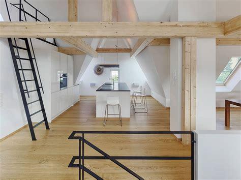 Loft Der Moderne Lebensstilloft Mit Zwei Wohnbereichen by 5 Extraordinarias Islas De Cocina