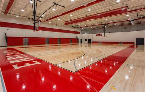 earlham csd gymnasium addition covenant construction