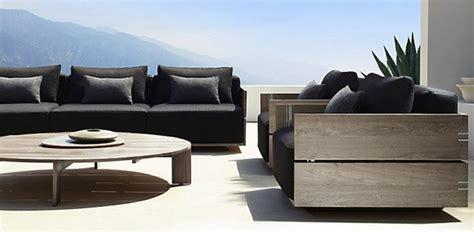 canape exterieur design mobilier extérieur design haut de gamme