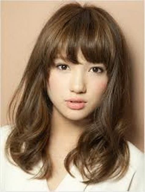 medium asian hairstyles