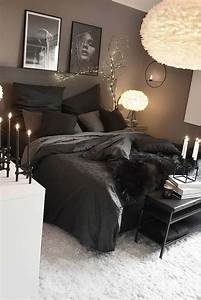 27, Cozy, Decor, Ideas, With, Bedroom, String, Lights