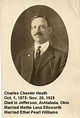 Charles Chester Heath (1875-1925) - Find A Grave Memorial