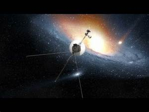 Voyager Leaves the Solar System - YouTube