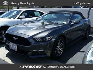 Convertible, 2017 Ford Mustang Premium Convertible with 2 Door in San Diego, CA (92111)   2017 ...