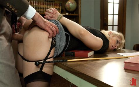 Sex and Submission - Blonde school girl is fucked in the ...