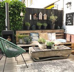 ideen fuer terrassengestaltung modern luxurioes und
