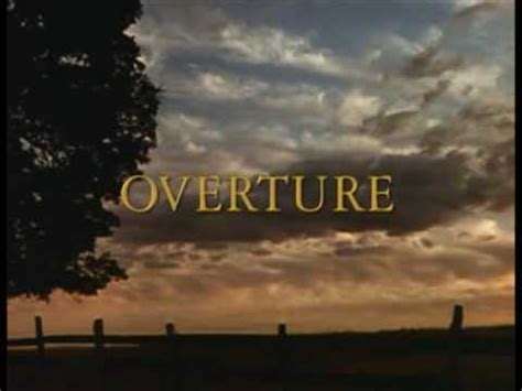 with the wind overture
