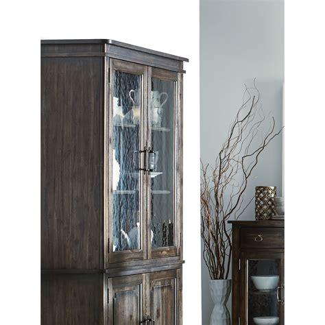kincaid furniture wildfire vintage china cabinet