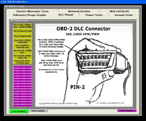 toyota obd2 connector pinout