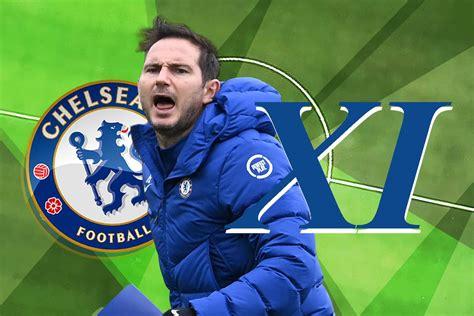 Chelsea XI vs Fulham: Confirmed team news, predicted ...