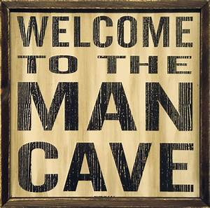 On the Significance of Man Cave Signs – Inequality by