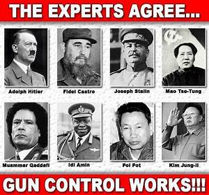 Gun Control Works Just Ask The Experts
