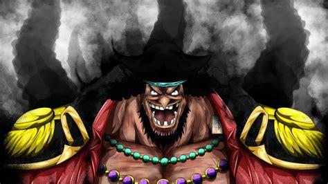 wallpaper anime  piece blackbeard marshall  teach