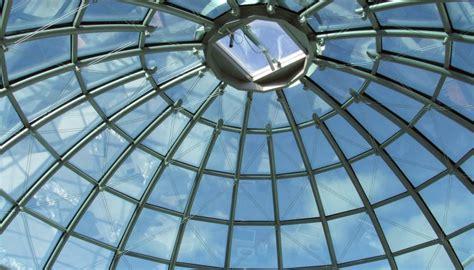 cupole in vetro coperture vetrate mero cupole in acciaio e vetro