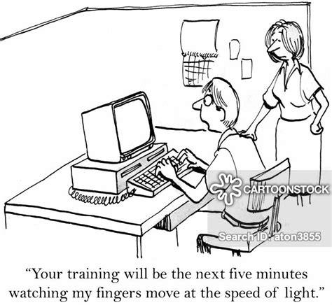 typist cartoons  comics funny pictures  cartoonstock