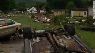 <b>West Virginia flooding</b> leaves at least 24 dead - CNN.com