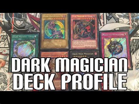 Yugioh Black Deck Profile by Yugioh Magician Deck Profile The Illusion