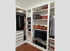 Revamping my Closet with the IKEA Pax Wardrobe Stylish