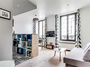 Airbnb France Contact : traveling to paris 10 small apartment for rent on airbnb spaceoptimized ~ Medecine-chirurgie-esthetiques.com Avis de Voitures
