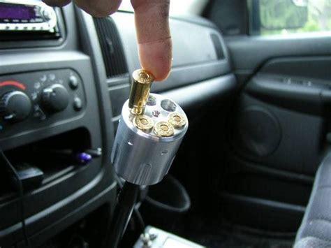 Manual Transmission Gear Shifter Knob Revolver