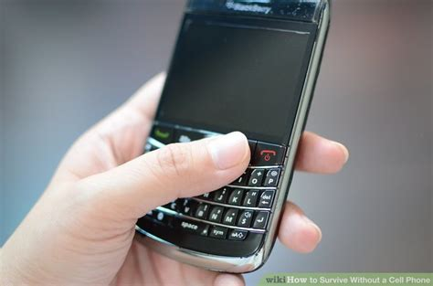 Cell Phone Without How To Survive Without A Cell Phone 9 Steps With Pictures