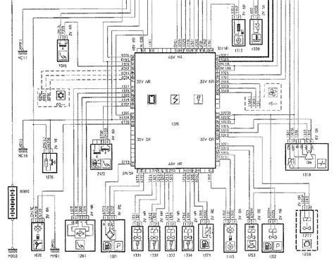 Peugeot 107 Radio Wiring Diagram by Diagram Wiring Diagram Peugeot Bipper Version Hd