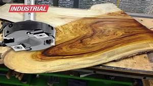 Woodworking Project: Surfacing Wood w/Amana Tool