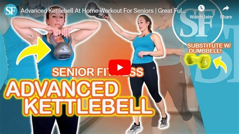 kettlebell seniors workout advanced senior meredith fitness