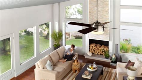 Choose Right Downrod Ceiling Fan Fit Different Ceiling Heights