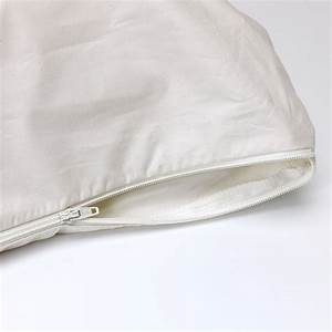 Allergen and dustmite proof covers for pillows allergy for Best allergy pillow covers