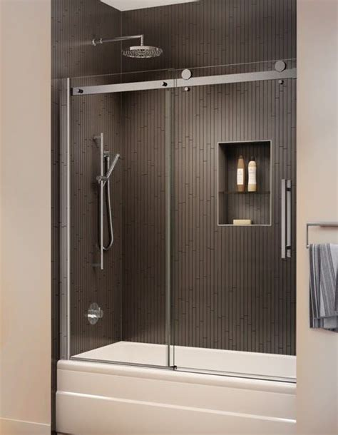 tub enclosure glass doors compare prices reviews