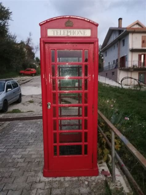 cabina telefonica original catawiki