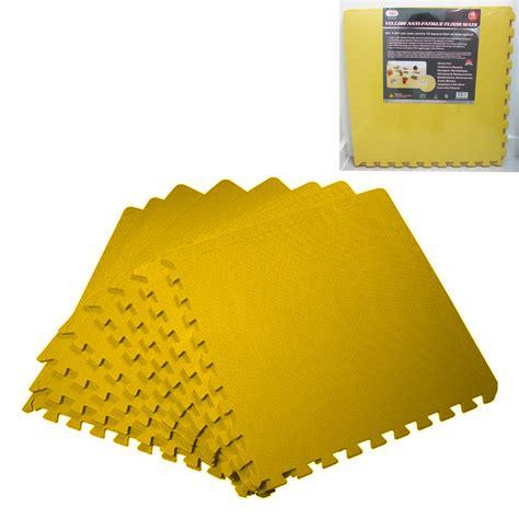 96 sqft anti fatigue exercise mats foam flooring