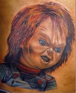Chucky Doll Tattoos