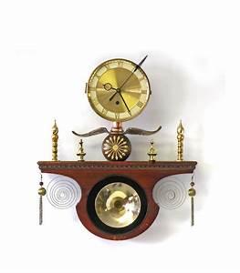 Fancy, Wall, Clock