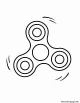 Spinner Fidget Coloring Drawing Pages Kid Spinners Trampoline Print Printable Template Getdrawings Sketch sketch template