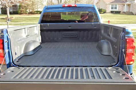 Silverado Truck Bed by How Realistic Is The Chevy Silverado Bed Test Photo