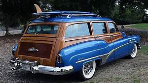 1951 Buick Super Station Wagon Wire Wheels  Matching