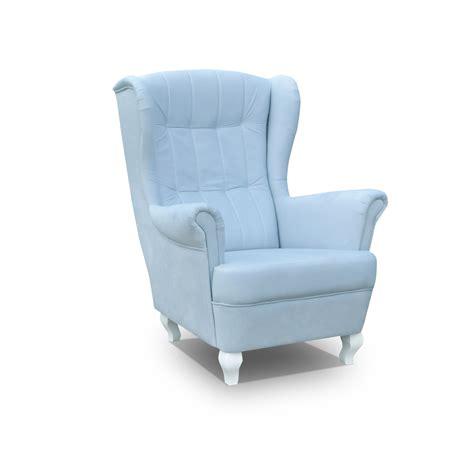 Ikea Ohrensessel Blau by Ohrensessel Stanford Blue Fernsehsessel Wohnzimmer Sessel