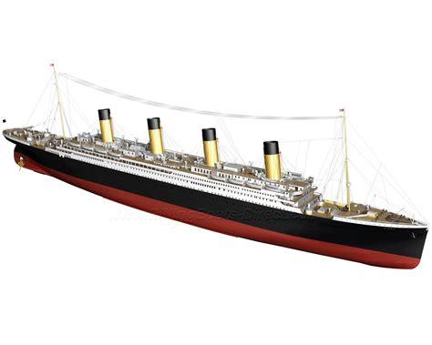 Titanic Boat by Billing Boats B510 Rms Titanic Model Boat Fittings