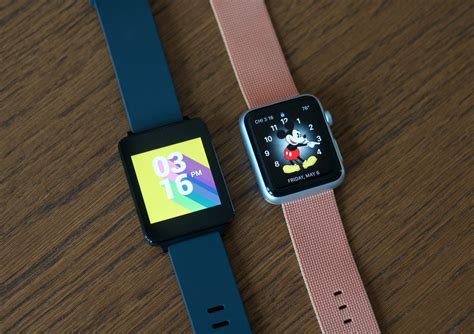 how to use an android wear with an iphone and why