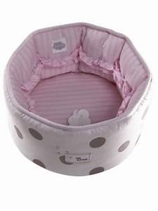 Panier De Toilette Bébé : absorba panier de toilette bisous rose doudouplanet ~ Teatrodelosmanantiales.com Idées de Décoration