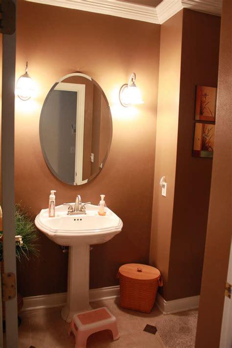 Small Half Bathroom Color Ideas by Small Half Bathroom Color Ideas Gen4congress