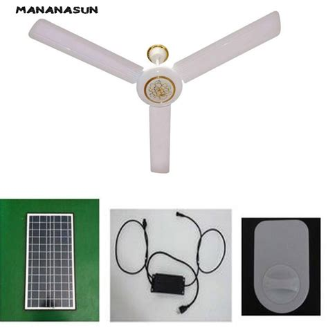 ceiling fans run by battery dc solar ceiling fan solar powered fans 40w 50w