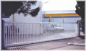 Portail 4 5 M Coulissant : portail coulissant 12m x 2m ~ Edinachiropracticcenter.com Idées de Décoration
