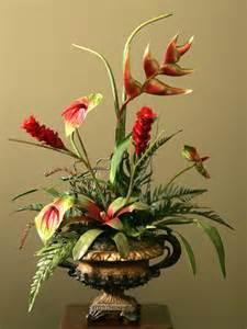 Floral Arrangements Silk Flowers