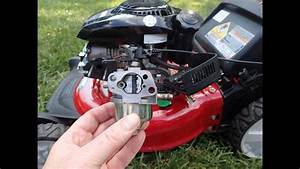 Sears Craftsman Lawn Mower Kohler Courage Engine